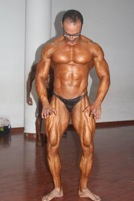 atomic participation in the ifbb world's amateur championship