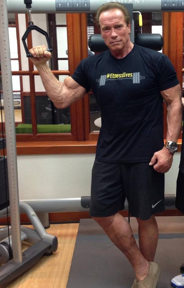 New Arnold Pic