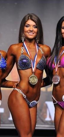 Junior Wpmen Bikini Fitness 163 cm216x46 2