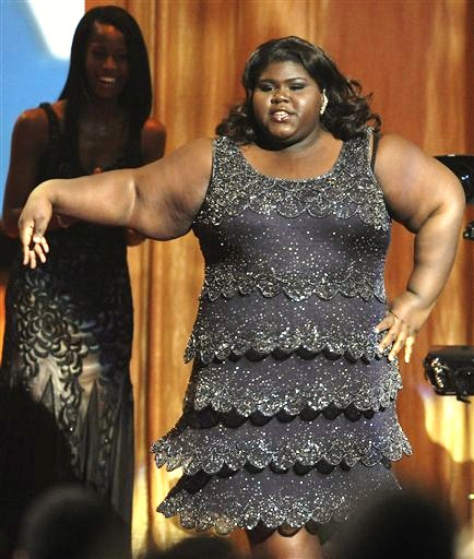 Gabourey Sidibe called fat by Howard Ste 1