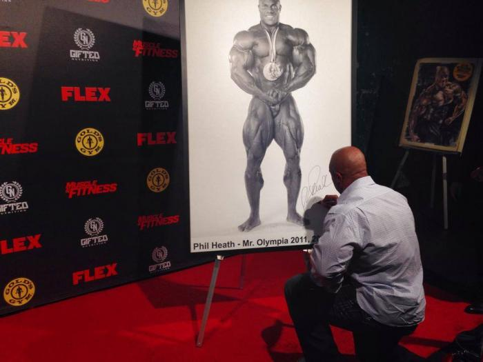 2014 Mr Olympia  updates and discussion