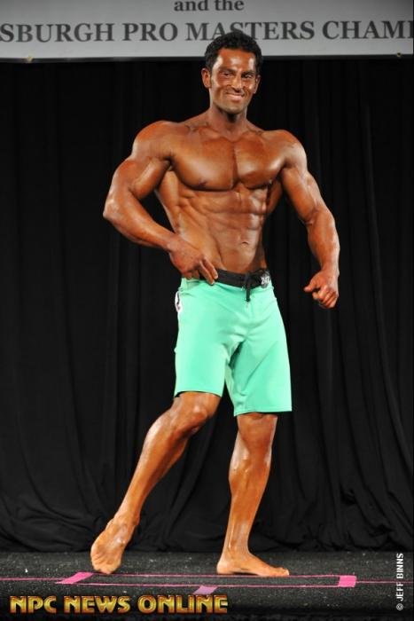 2014 IFBB North American Championships: Overall Winners