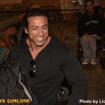 2014 IFBB Dallas Pro: Check-In Photos