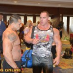 Around The NPC/IFBB: 2014 IFBB Pittsburgh Masters Pro Candids & IFBB North American Thursday Check-In's