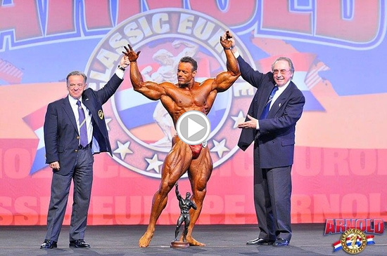 Weeks left before arnold classic europe starts