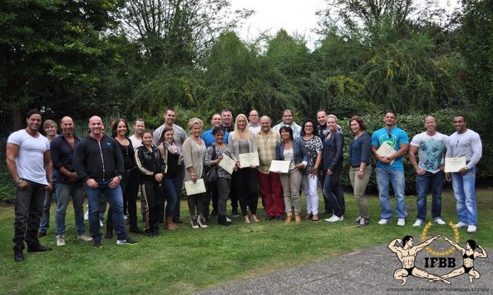 Judges seminar in netherlands