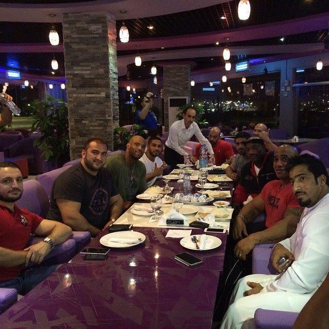 2014 DUBAI Pro Open!