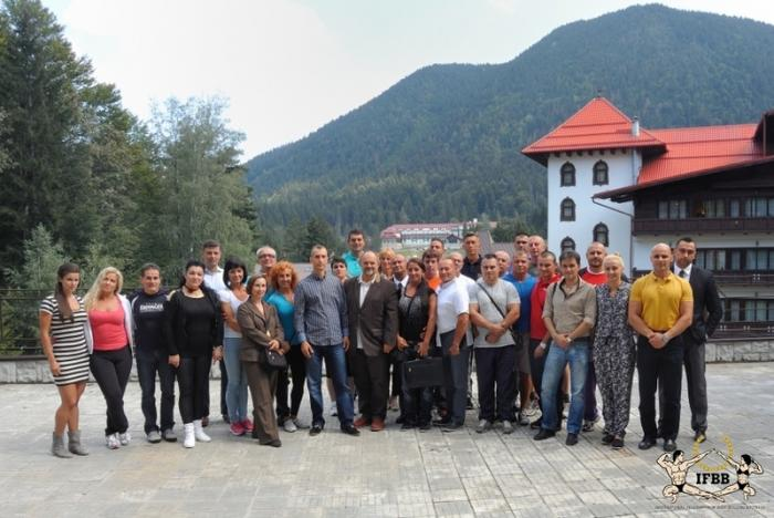 Very successful judges seminar in brasov, romania