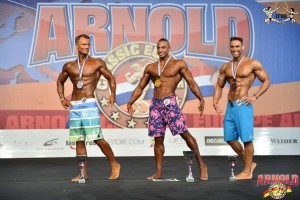 2014 ARNOLD CLASSIC EUROPE: THE FIRST CHAMPIONS