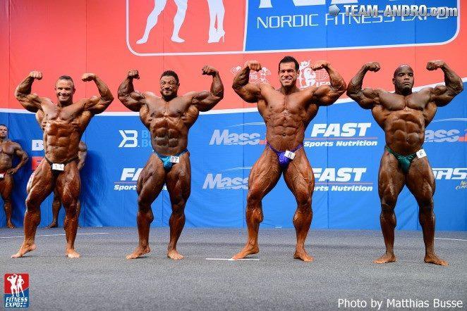 2014 Nordic Pro Bodybuilding, Finland