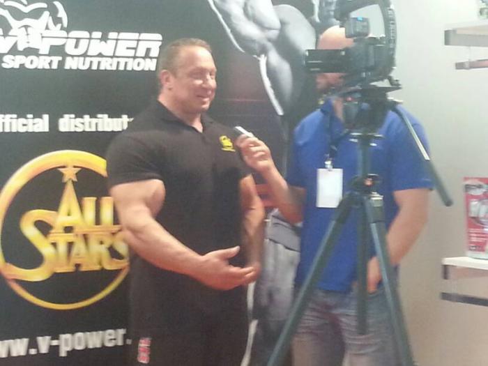 Markus Ruhl bodybuilding bio and Official Updates