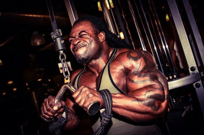William Bonac Bodybuilder bio