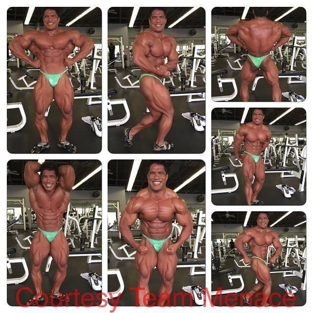2015 Arnold Classic -Columbus- updates