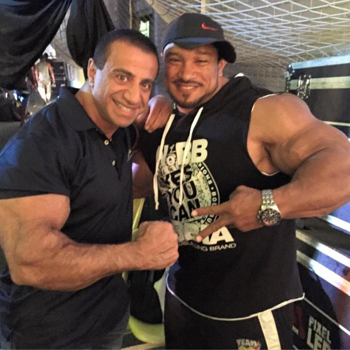 Mr. Olympia Amateur Men's Physique Kuwait