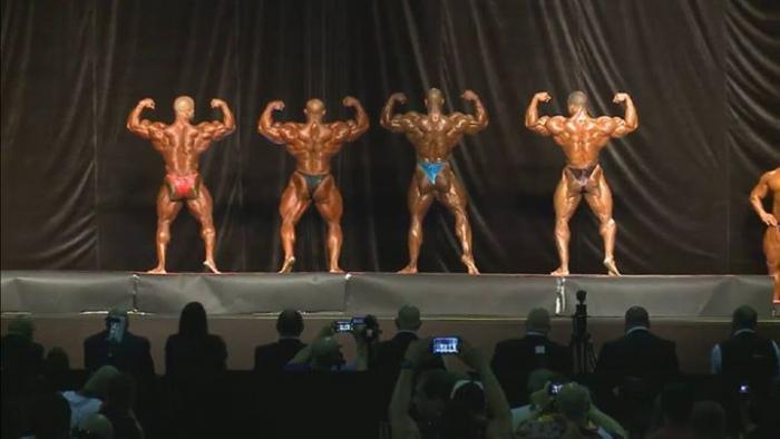 2015 Arnold Classic Brazil