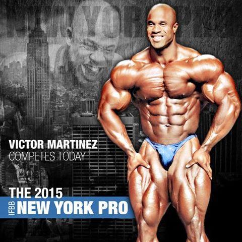 IFBB 2015 New York Pro