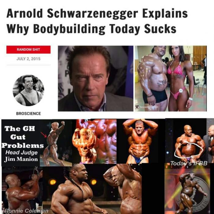 Happy birthday Arnold Schwarzenegger!