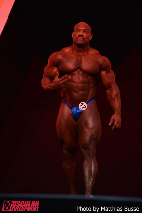 2015 Arnold Classic Europe
