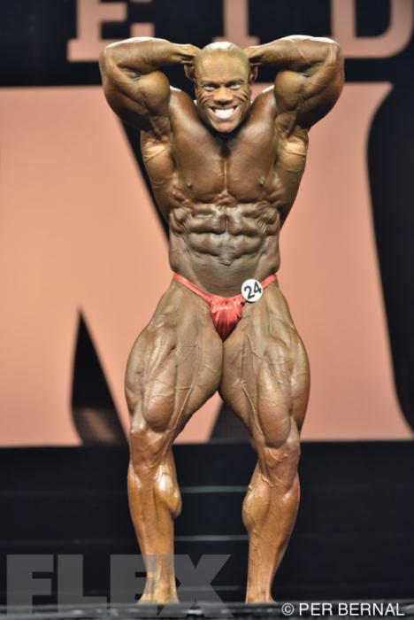 The 2015 Mr. Olympia