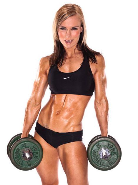 Hottest Female Bodybuilder/Bikini Model