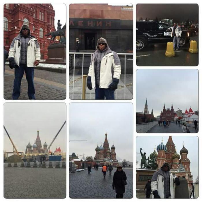 Flex Wheeler is in russia!