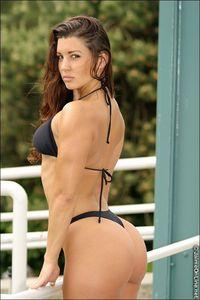 Hottest Female Bodybuilder/Bikini Model