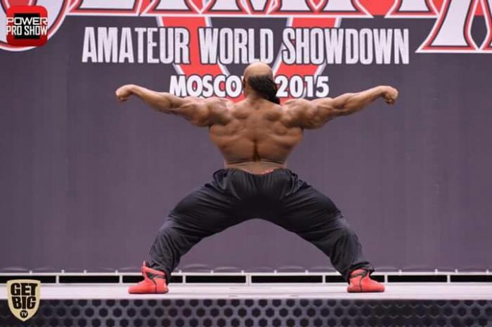 Power Pro Show 2015 - OLYMPIA AMATEUR WORLD SHOWDOWN 2015