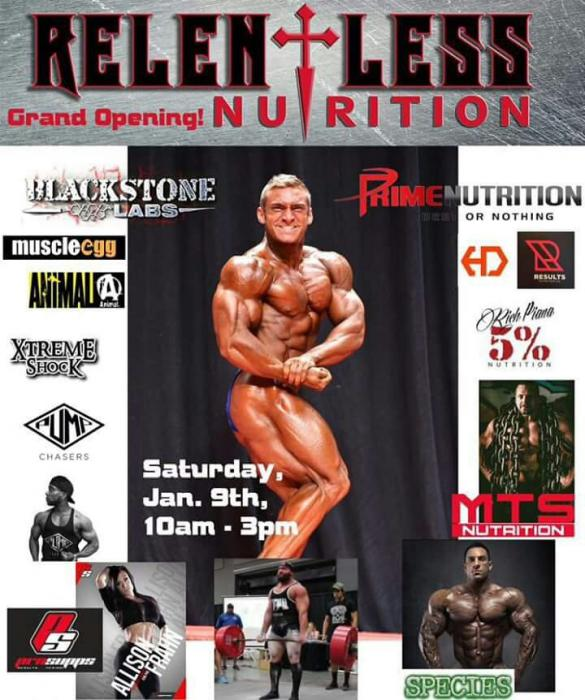 Next guest posing of cody montgomery