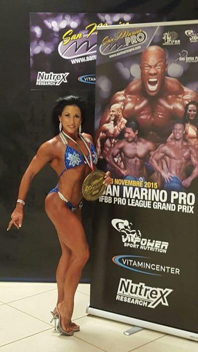 2015 IFBB San Marino Pro