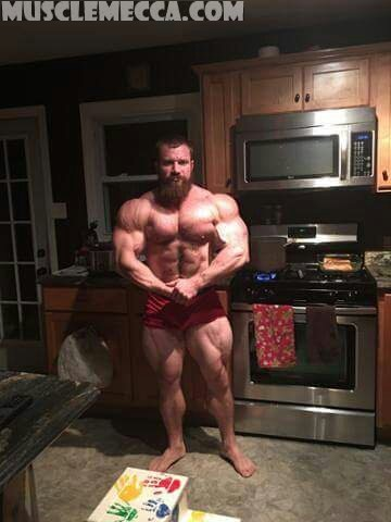 Seth Feroce Pro IFBB signs with Prime Nutrition