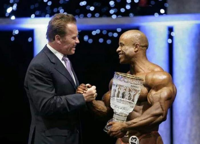 Arnold Classic Winners