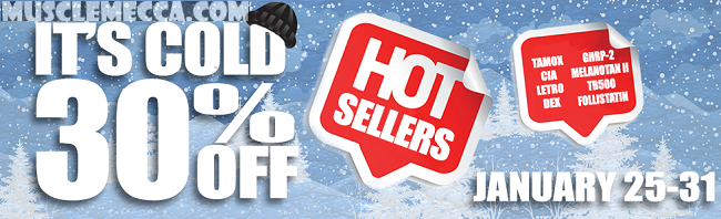 It's Cold Outside! Hot Sellers!