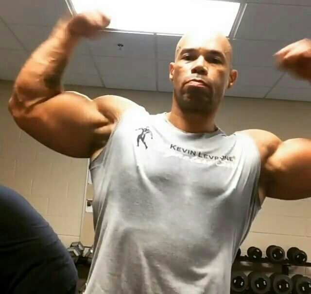 Re: this post is for TKD :) Kevin Levrone inside!