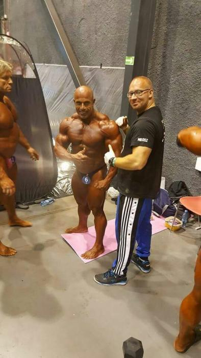 2016 kevin Levrone Classic Pro IFBB in Poland.