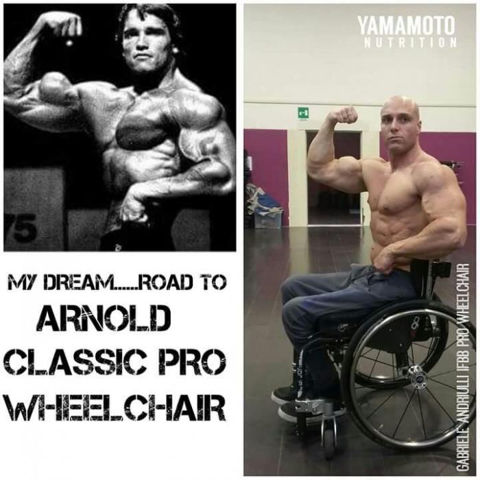 2016 Arnold Classic Ohio