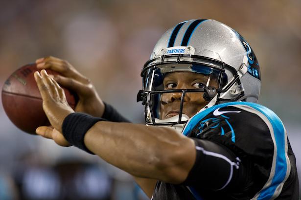 Cam Newton, (Black) Panthers Fallout
