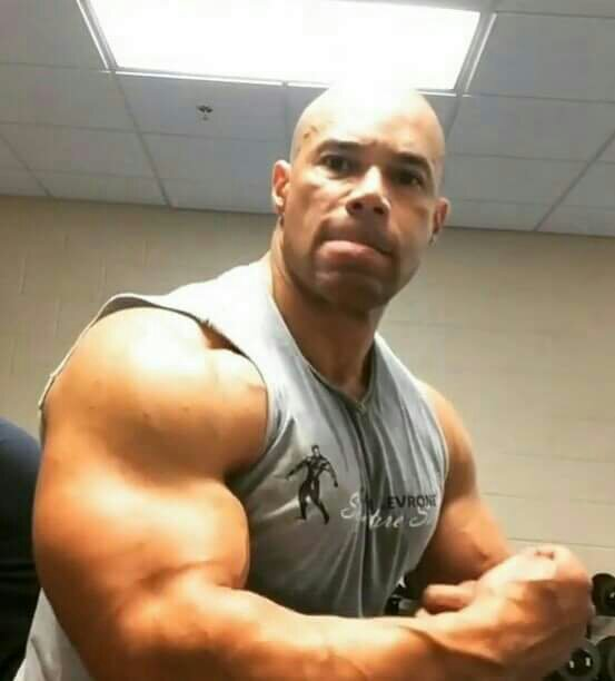 this post is for TKD :) Kevin Levrone inside!