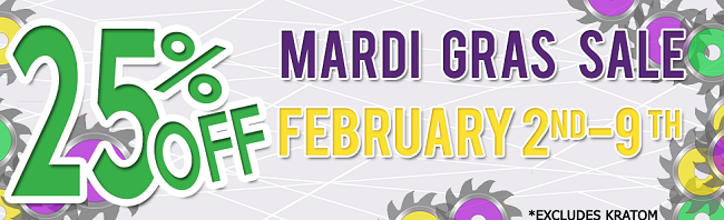 Mardi Gras SALE and it's HUGE! SHOW ME YOUR............