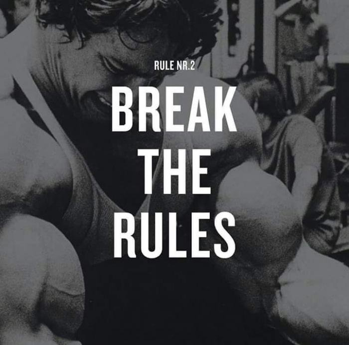 Arnold rules!
