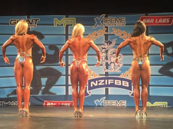 2016 New Zealand Pro, 212 Division