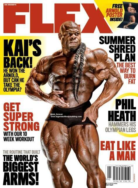 kay greene conquista la cover di flex magazine!