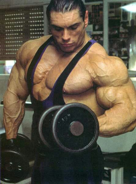 Happy bday paco Bautista pro ifbb from spain!