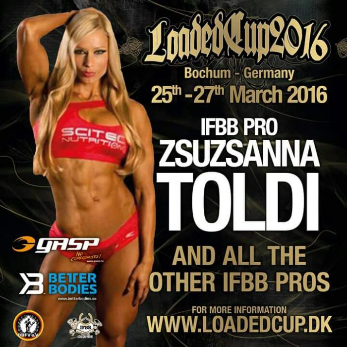 2016 loaded Cup