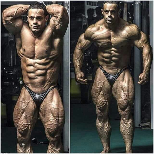 Bodybuilders Amateur 99