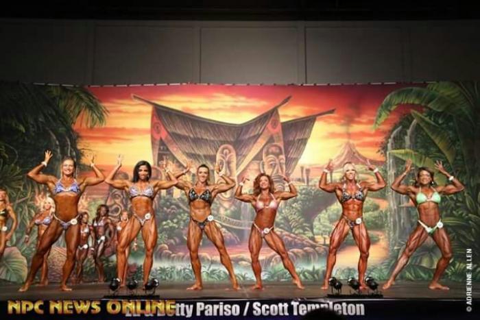 2016 IFBB  Europa Orlando