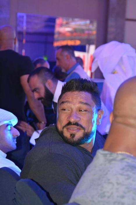 2016 Olympia Kuwait