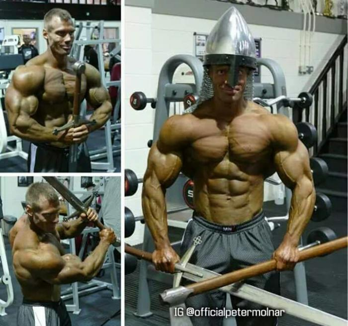 Peter Molnar Bodybuilding Bio