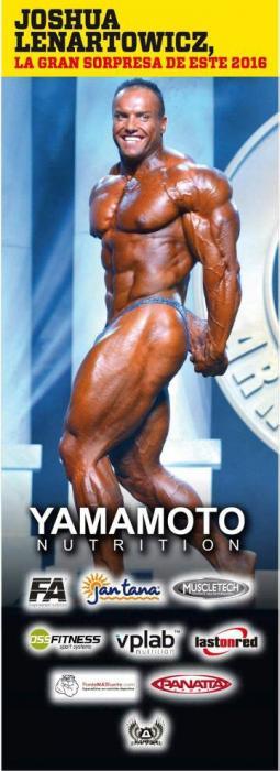 2016 Arnold Classic Europe
