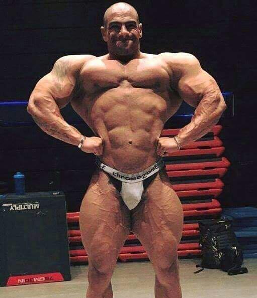Bodybuilders Amateur 5