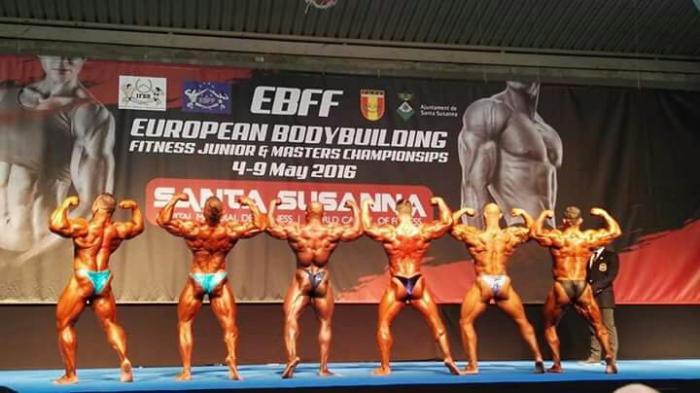 2016 European Championships
